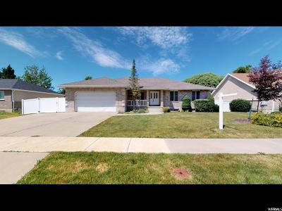 Layton Single Family Home For Sale: 170 S Indian Spgs
