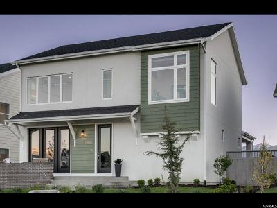 South Jordan Single Family Home Under Contract: 6354 W Upland View Dr S #545