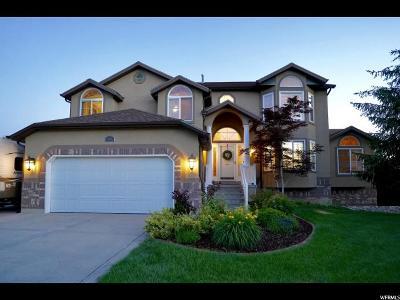 Sandy Single Family Home Under Contract: 1886 E Ashley Ridge Rd S