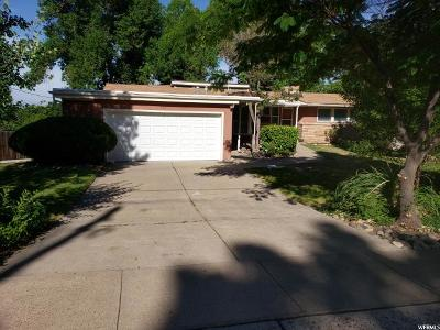 Centerville Single Family Home Under Contract: 975 N 400 St E