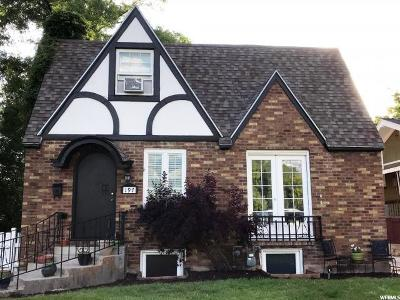 Logan Single Family Home For Sale: 197 E Boulevard