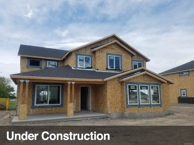 Springville Single Family Home Under Contract: 11 N 1275 W #LOT 2