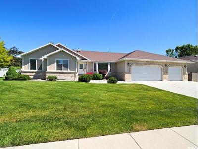 South Jordan Single Family Home For Sale: 2526 W Landau Ln S