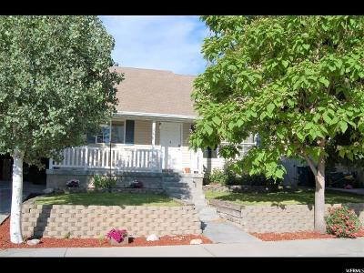 Payson Single Family Home Under Contract: 239 E Jay Ln