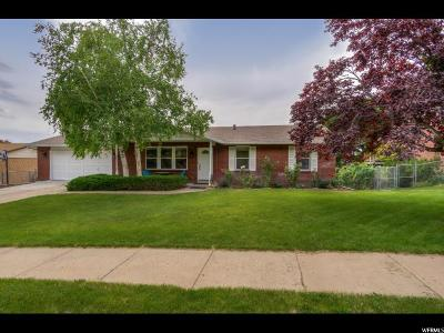 Centerville Single Family Home For Sale: 1051 N Hughes St