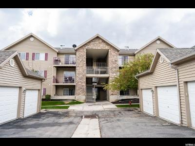 Lehi Condo For Sale: 1661 W Westbury Way #G