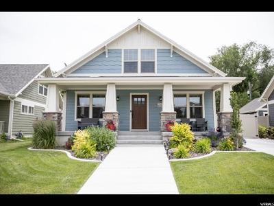 Ogden Single Family Home Under Contract: 2328 S Fowler Ave E