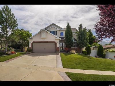 Layton Single Family Home For Sale: 2478 N 1075 E