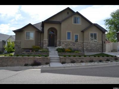Riverton Single Family Home Under Contract: 11824 S Pinnacle Acre Ct W
