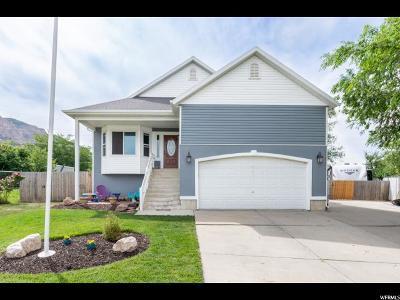 Ogden Single Family Home Under Contract: 653 E 550 N