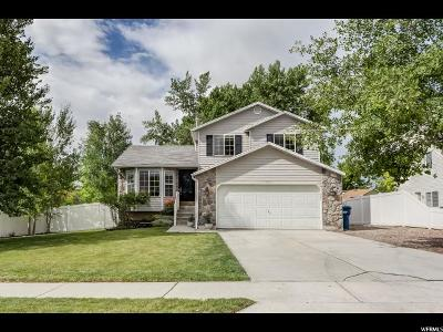 American Fork Single Family Home Under Contract: 1027 N 300 W