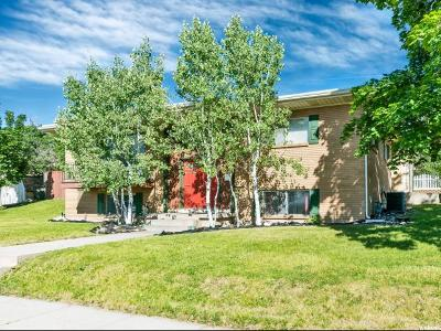 Bountiful Single Family Home Under Contract: 1985 S Bonneview Dr E