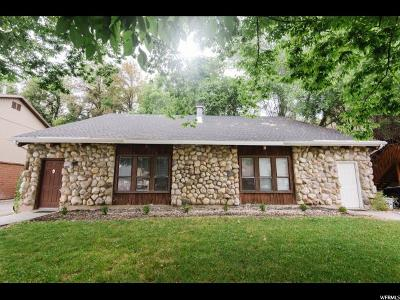 Provo Multi Family Home Under Contract: 1967 N 700 W
