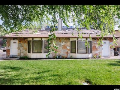 Provo Multi Family Home For Sale: 1102 W 650 N