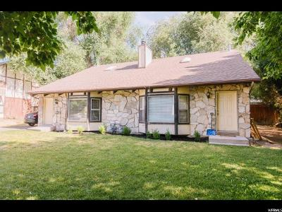 Provo Multi Family Home For Sale: 1994 N 700 W