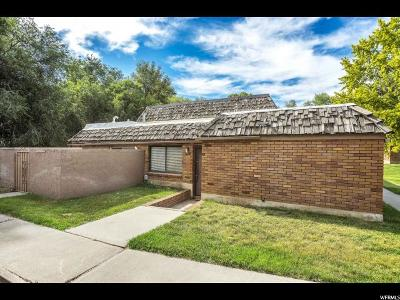 Provo Condo For Sale: 1510 W Merlin Dr