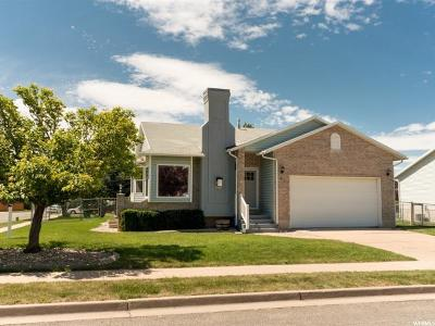 Layton Single Family Home For Sale: 819 W 2450 N