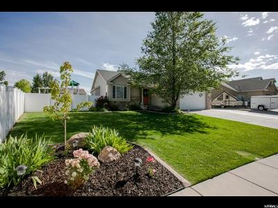 North Ogden Single Family Home Under Contract: 259 W 1825 N