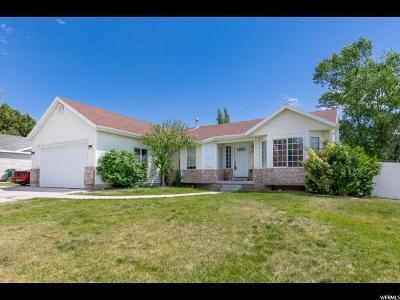 Layton Single Family Home For Sale: 1388 N 125 E