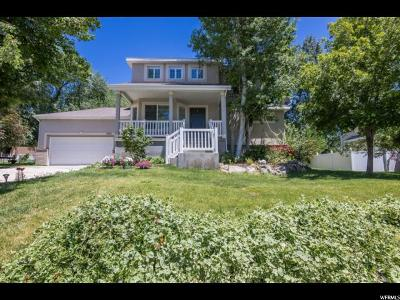 Cedar Hills Single Family Home Backup: 9848 Mulberry Dr