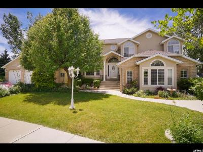 South Ogden Single Family Home For Sale: 2051 E Jennifer Dr