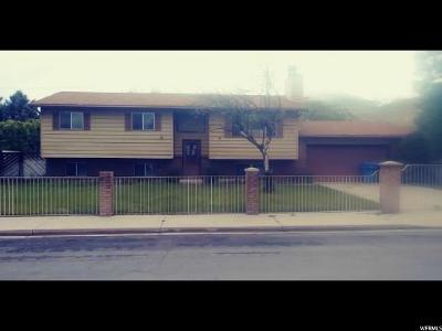 Orem Single Family Home For Sale: 383 E 1090 N