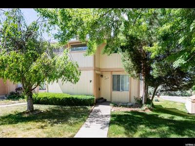 Clearfield Townhouse Under Contract: 860 S 1625 E #F