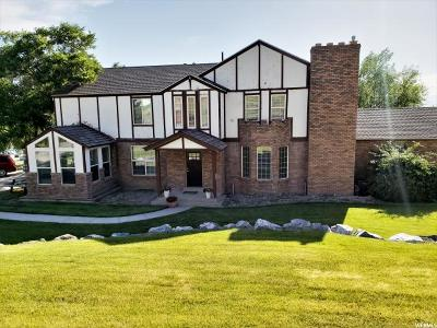 Cedar Hills Single Family Home For Sale: 9249 N Canyon Rd