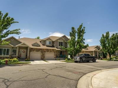 Layton Townhouse Under Contract: 734 S Clearwater Falls Dr
