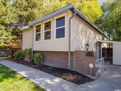 Murray Single Family Home For Sale: 5305 S Hamlin St