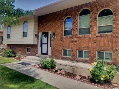 West Point Single Family Home For Sale: 354 N 2300 W