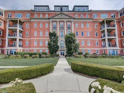 Salt Lake City Condo Under Contract: 400 E Capitol Park #102