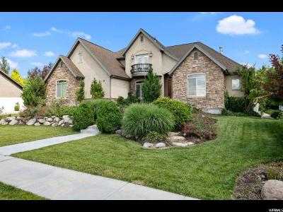 South Jordan Single Family Home For Sale: 1044 W Louise Meadow Dr S