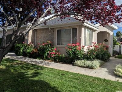 Orem Single Family Home Under Contract: 216 W 170 N