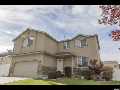 West Jordan Single Family Home For Sale: 5764 W 6750 S
