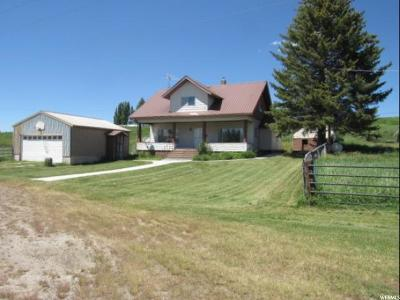 Single Family Home For Sale: 312 Hwy 36
