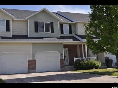 Smithfield Townhouse For Sale: 198 E 830 S