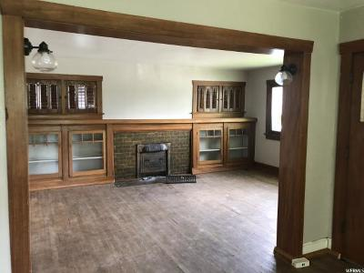 Single Family Home Under Contract: 1993 S 700 E
