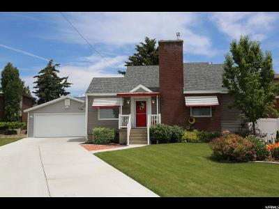 Bountiful Single Family Home For Sale: 1925 S Main St