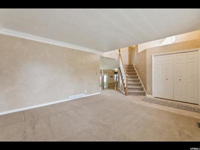 Kaysville Single Family Home Under Contract: 679 E 1250 S