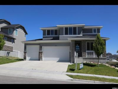 West Jordan Single Family Home Under Contract: 6474 W 7830 S