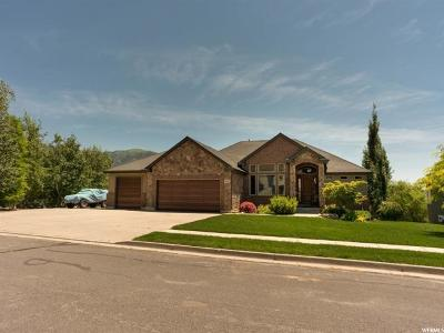North Ogden Single Family Home Under Contract: 869 E 3575 N