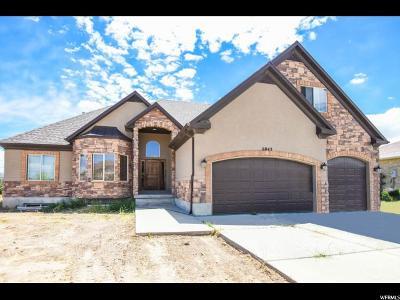 Herriman Single Family Home Backup: 6043 W 13360 S