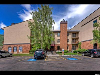 Park City Condo Under Contract: 1637 Shortline Rd #304