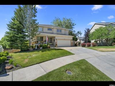 Draper Single Family Home For Sale: 901 E Curlew Cir