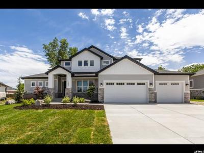 South Jordan Single Family Home For Sale: 1957 W Nicholas Farm Ln #310