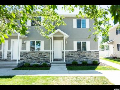 Tooele County Condo Backup: 694 W Ry Ln S