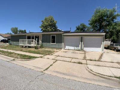 Layton Single Family Home For Sale: 1135 E 3125 N