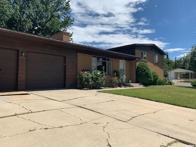 Bountiful Single Family Home For Sale: 408 N 1000 E