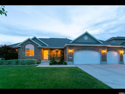 South Jordan Single Family Home For Sale: 11298 S Slate View Dr